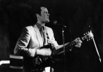 Kevin Hewick performing live in the early -80s