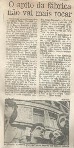 """Segundo Caderno, """"O Globo"""", 03/01/1993"""