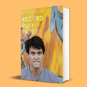 Stephen+Morris+Record+Play+Pause